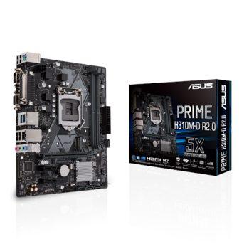 ASUS MB PRIME H310M-D R2.0