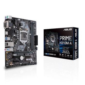 ASUS MB PRIME H310M-R