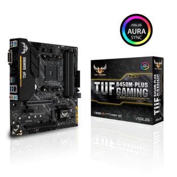 ASUS MB TUF B450M-PLUS GAMING