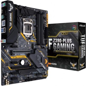 ASUS MB TUF Z390-PLUS GAMING