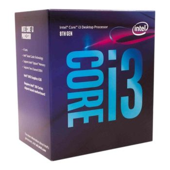 Intel Core I3-8100 3.60GHz
