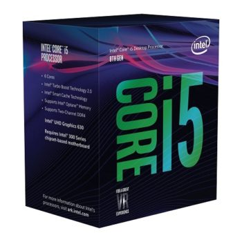 Intel Core I5-8400 2.80 GHz