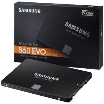 Samsung SSD 860 EVO 500GB