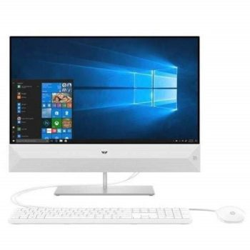 HP AiO PC 23,8″ Ryzen 3/128GB SSD + 1TB HDD